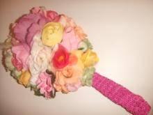 M・ROMAN prat2 で購入したお花だらけの手鏡