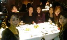 ◆美容業界の『女たちの乾杯』