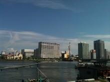 ◆綺麗な景色☆信濃川