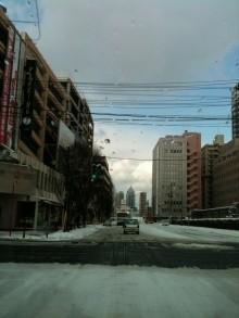 ◆新潟市も雪