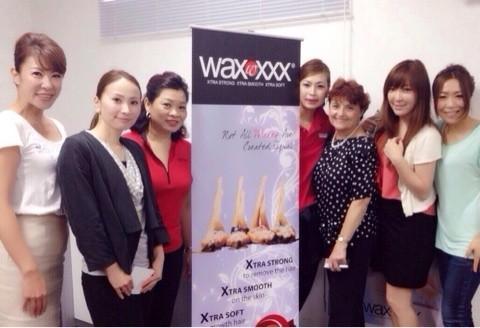 スクール開校予定☆【Wax XXX】常識を覆す新しい美肌スキンケアワックス脱毛が日本に初上陸!